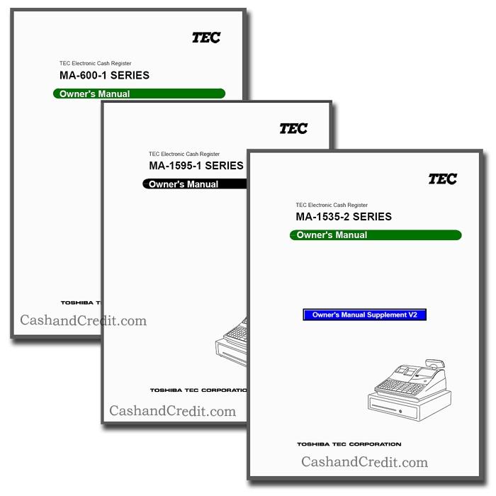 Tec fs-1650 manuals.