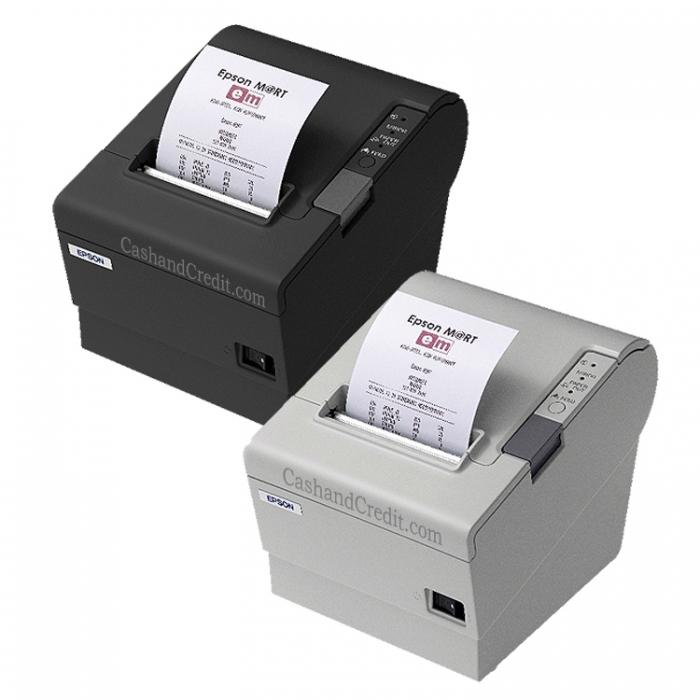Epson Tm T88v Receipt Printer