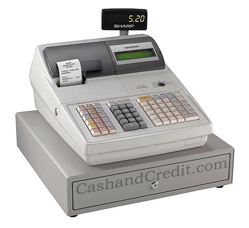Sharp Er A520 Cash Register
