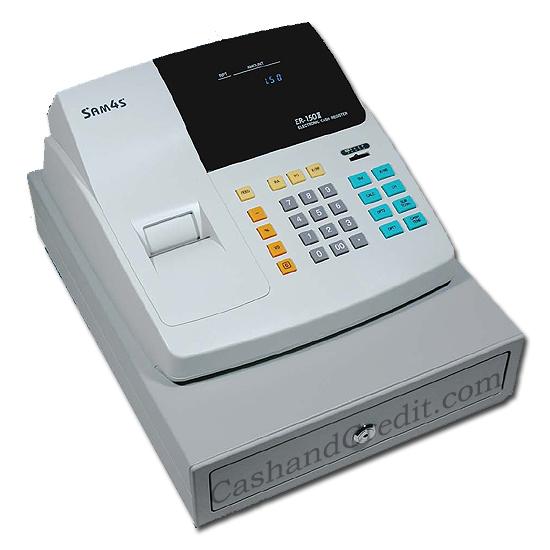 Sam4s Samsung Er 150 Ii Cash Register