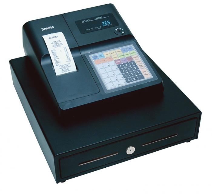 Sam4s Er 265 Cash Register