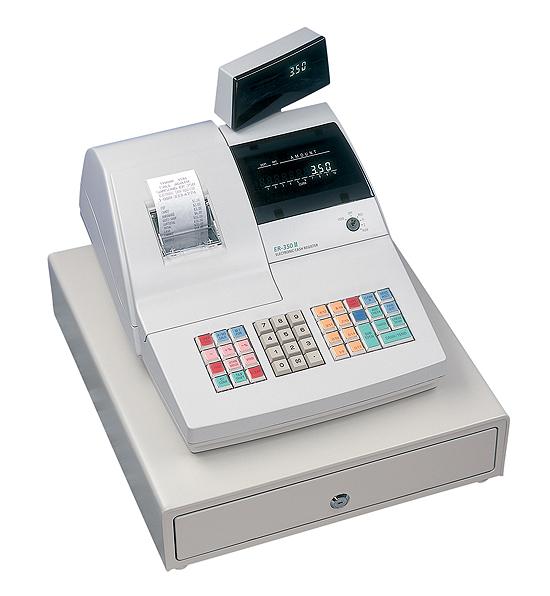 Sam4s Er 350 Ii Cash Register