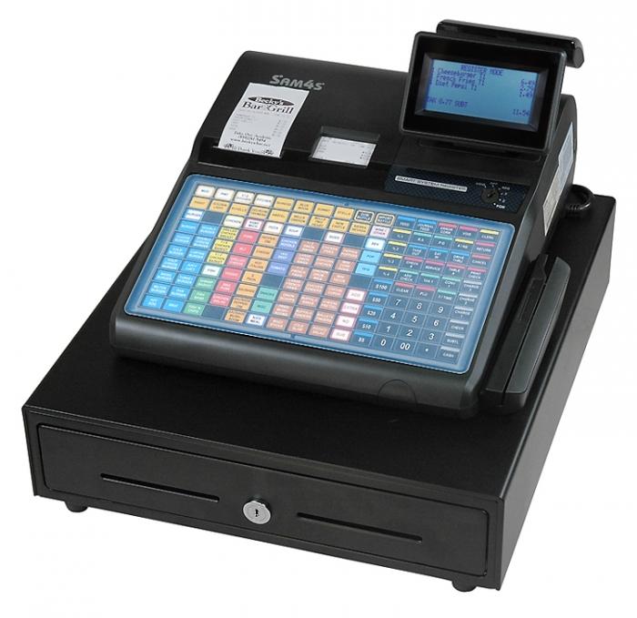 Sam4s Sps 340 Cash Register