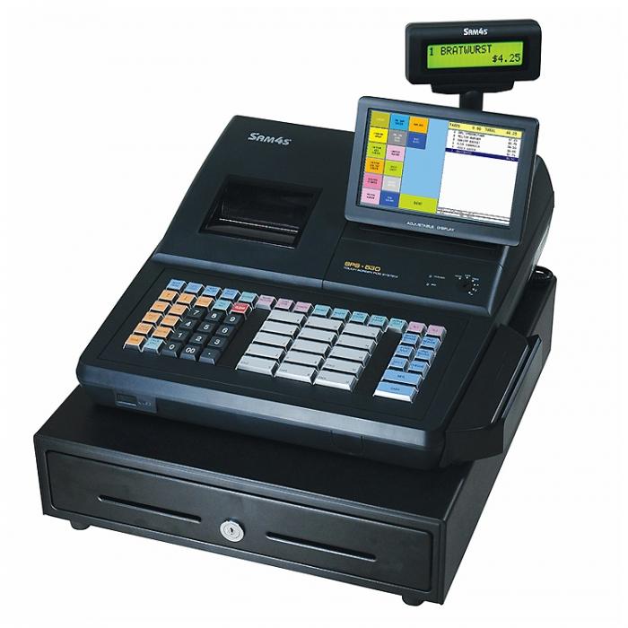 Sam4s Sps 530 Rt Cash Register